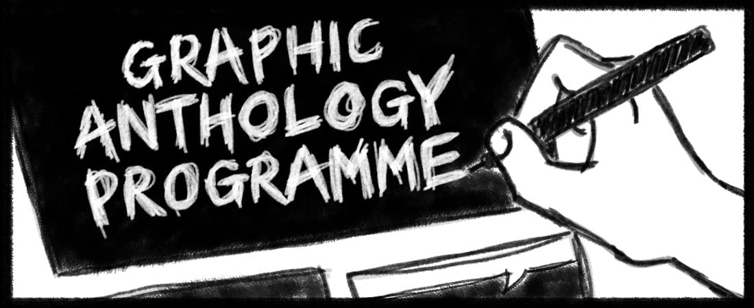 Graphic Anthology Programme banner image