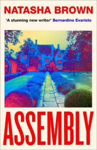 front cover of Assembly by Natasha Brown