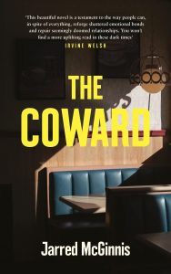 the Coward by Jarred McGinnis front cover