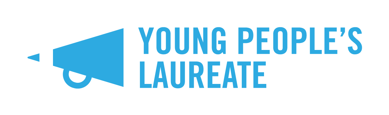Young People's Laureate for London logo